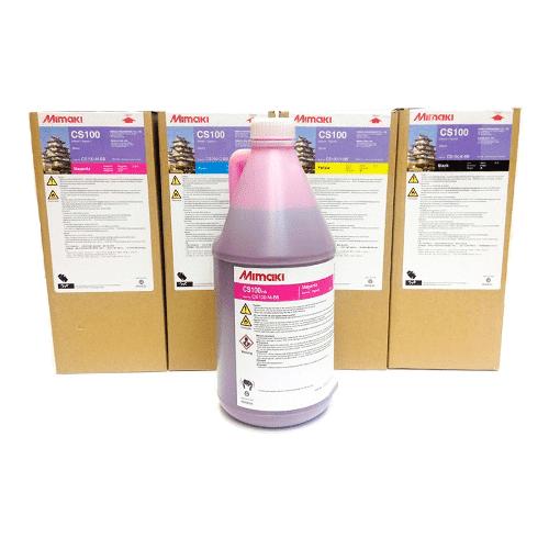 tintas solventes y ecosolventes para impresion profesional - ofimatica guillen